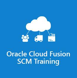 Oracle Fusion SCM Cloud Applications Training