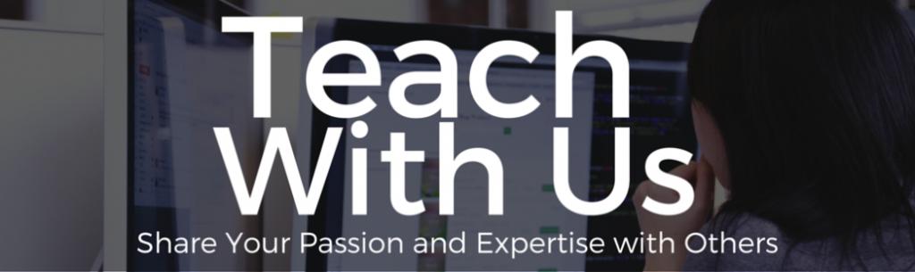Teach Oracle Technology
